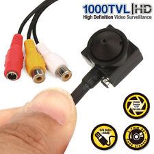1000TVL1/4CMOS Mini CCTV Screw HD Tiny Camera Invisible Video Acces Supply