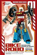 Machine Robo: Revenge of Cronos (2016) 01 Bike Robo