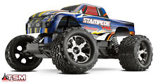 Traxxas Stampede VXL Brushless Electric 2.4Ghz RTR 2WD Truck w/ TSM TRA360763