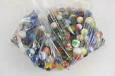 Large Mixed Lot Of Vtg 500+ Marbles