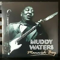Rare LP Muddy Waters – Mannish Boy - (2020)  CL80918  Neuf Scéllé / Sealed