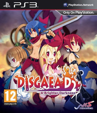 PS3-Disgaea D2 A Brighter Darkness /PS3  GAME NEUF