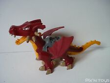 LEGO DUPLO CASTLE / Dragon Rouge [ Set 4776 ]