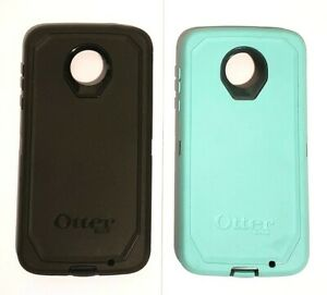 OtterBox Defender Series Case for Moto Z2 Force-Edition, Face Only No screen