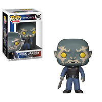Funko Bright POP Nick Jakoby Vinyl Figure NEW Toys In Stock Netflix