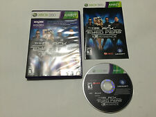 Black Eyed Peas Experience (Microsoft Xbox 360, 2011) Tested Complete