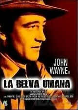 La belva umana (1940) DVD nuovo John Wayne Raoul Walsh