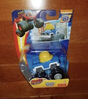 Blaze and the Monster Machines Worker Truck Die-Cast Toy Vehicle New