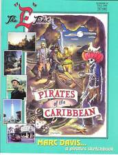 THE E TICKET #32 - 1999 Disneyland magazine fanzine - Pirates of the Caribbean
