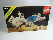 BOITE VIDE ONLY BOX LEGO SPACE LEGOLAND VINTAGE 1981  SET 6929