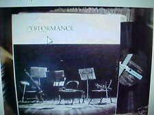 1980-81 WICHITA KANSAS UNIVERSITY PERFORMANCE FINE ARTS