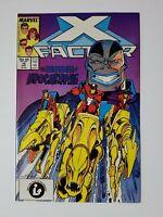 X-Factor 19  1st Horsemen of Apocalypse cover!  Marvel Comics 1987