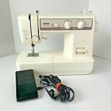 Brother VX-1120 Sewing Machine Free Arm Foot Pedal Tested Works
