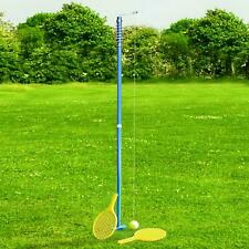 Swingball Pole Tennis Ball Racket Game Set Garden Outdoor Kids Childrens Family