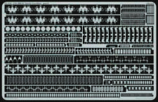 Eduard Accessories 53018 - 1:35 USS bb-55 Caroline du Nord 1/350 pour TRUMPETER-BA