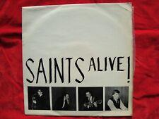 The Saints- Saints Alive! UK Mono LP/Album on MJB from 1964 MEGA RARE FREE P&P