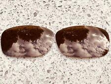 Inciso Polarized AMBRA BROWN di Ricambio Oakley Fives Squared & 3.0 Lenti