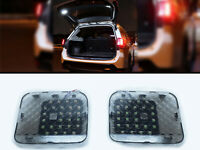 Rear Trunk Boot LED White Tail Gate lights Lamps For 2019-Up Subaru Forester