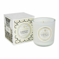 Voluspa Maison Blanc Scented Luxury Candle Gardenia Colonia