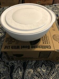 New Pampered Chef Chillzanne Large Bowl 2785
