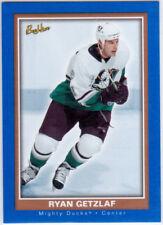 2005-06 Beehive GETZLAF Blue Rookie RC #113 Anaheim Ducks Upper Deck UD RYAN