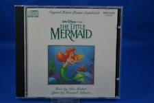 Walt Disney The Little Mermaid Soundtrack CD Rare Korean pressing  CD-018