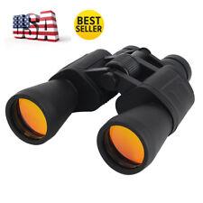 US STOCK Day Night Vision180 x 100 Zoom HD Binoculars Outdoor Travel Telescope