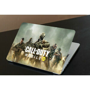 COD Mobile 4K Gaming Designs For Laptop Skin Sticker Cover For 15.6 Screen