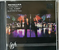 Metallica 2 CD S&M Doppel-CD von 1999