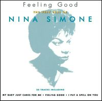 NINA SIMONE - FEELING GOOD : THE VERY BEST OF CD ~ GREATEST HITS JAZZ *NEW*
