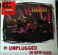 Nirvana: MTV Unplugged in New York - LP Vinyl 33 rpm 180 Gram