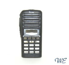 NEW ICOM MP2 2721 T-Front Panel Case w/PTT rubber -IC-F33GT IC-F34GT IC-F43GT