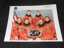 Space Shuttle Mission STS-68 Official 8x10 JSCCL-137 Photo JB10