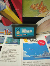 Game Boy Advance GBA:Finding Nemo [TOP DISNEY & 1ERE EDITION] SEUL - Fr