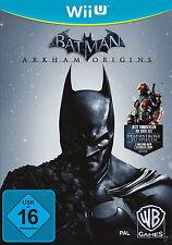 Batman Arkham Origins für Wii U