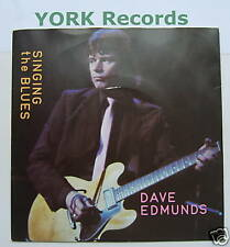 """DAVE EDMUNDS - Singing The Blues - Ex Con 7""""Single"""