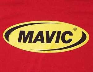 MAVIC TEAM CYCLING T-SHIRT 4 COLORS AVAILABLE BRAND NEW TEE SHIRT ***
