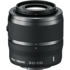 New Nikon 1 NIKKOR VR 30-110mm f/3.8-5.6 Lens