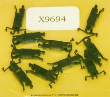 hornby new oo spares x9694  10x couplings to suit cl156 dmu
