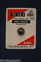 LEE Hand Priming Tool Shell Holder #19 40 S&W 9MM #90023