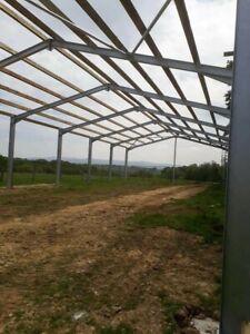 Agricultural Steel Frame Building