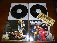Scorpions / Shinjuku Blackout - Live Japan 1982 ORG 2CD w/Ticket Replica NEW C8
