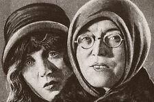 """""""LA PETITE MARCHANDE D'ALLUMETTES Jean RENOIR 1928"""" Diapositive de presse orig."""