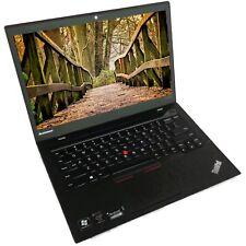 "Lenovo ThinkPad X1 Carbon 2nd Gen 14"" Laptop Core i5-4300U 1.9GHz 8GB 128GB SSD"