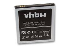 Batterie 1600mAh pour SAMSUNG Galaxy SM-J110H/DD,SM-J110H/DS,SM-J110L/DS