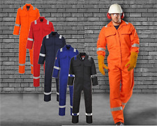 Portwest Hi Vis Bizweld Welder Coverall Overall Boiler Suit Flame Retardant BIZ5