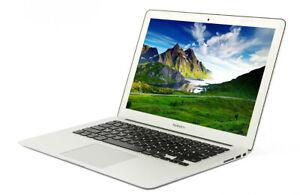 "Apple MacBook Air A1466 13.3"" (Intel Core i5 4th Gen i5-4250U 128GB SSD) Laptop"