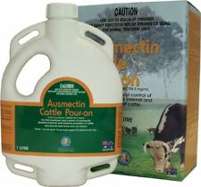 1 Litre of Ausmectin Cattle Pour On