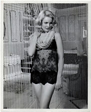 CARPETBAGGERS 1964 CARROLL BAKER Glamour Pearls 10x8 STILL