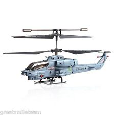 Helicopter RC 3.5 Channel Radio Control Easy Flying Stable Kid Toy Copter Flight